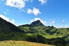 Bremacher Höchi 1641 m - Blick zur Elisalp und zum Speer (pe_ma) Tags: nesslau toggenburg hike hiking swiss mountains eilsalp speer berg