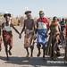 Turkana men dance