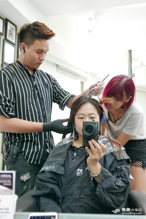 【台北萬華】尚洋髮藝│西門町推薦美髮沙龍|2019韓系流行髮色 @魚樂分享誌