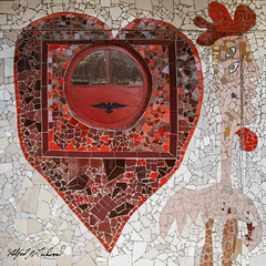 Fuster's Tile Art_MG_5928 (Alfred J. Lockwood Photography) Tags: art artist afternoon havana cuba cubans travel spring streetphotography ceramicart jaimanitas josefuster alfredjlockwood
