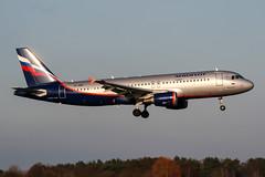 VP-BWH (PlanePixNase) Tags: hannover aircraft airport planespotting haj eddv langenhagen aeroflot airbus 320 a320