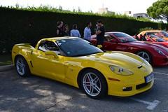 CHEVROLET Corvette C6 Z06 Coupé - 2006 (SASSAchris) Tags: chevrolet corvette c6 z06 coupé voiture américaine auto 10000 tours castellet circuit ricard 10000toursducastellet httt htttcircuitpaulricard htttcircuitducastellet