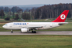 TC-JCV (PlanePixNase) Tags: hannover aircraft airport planespotting haj eddv langenhagen turkish turkishairlines airbus 310 a310