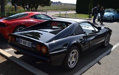 FERRARI 308 GTS - 1977 (SASSAchris) Tags: ferrari gts castellet circuit cavallino ricard rampante targa voiture v8 italienne maranello scuderia pininfarina enzo 308 10000 10000toursducastellet tours