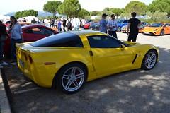 CHEVROLET Corvette C6 Z06 Coupé - 2006 (SASSAchris) Tags: auto chevrolet voiture tours 10000 corvette circuit coupé ricard c6 z06 httt castellet américaine 10000toursducastellet htttcircuitpaulricard htttcircuitducastellet