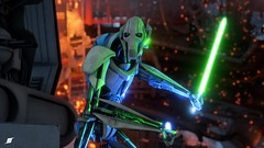 GREVIOUS-DEATH-STAR (Skyvlader) Tags: star wars gaming captures screenshoots screen geonosis padmé padme clone clones iden versio inferno squad wallpaper 1080p 4k grevious jango fett digital best capture real realism photography photo ansel nvidia geforce gtx rtx ea dice battlefront 2017 2019