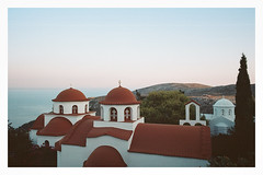 0068-0302-31 (jimbonzo079) Tags: above sea mountain seascape building church water saint architecture canon landscape island temple view ae1 hill aegean greece monastery orthodox savvas 135mm fd kalymnos 2018 dodecanese agios κάλυμνοσ world old trip travel summer vacation color colour tree art film analog 35mm vintage lens europe kodak hellas fd50mmf18 135 canonae1 expired portra f25 160 portra160 ελλάδα kodakportra160 ελλάσ newportra160 newkodakportra160