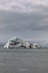 Iceberg (Kjartan Guðmundur) Tags: iceland ísland iceberg water lagoon canoneos5dmarkiv canonef100400mmf4556lisiiusm kjartanguðmundur arctic