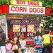 Hot Dogs Corn Dogs