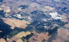 Mobility HQ (oobwoodman) Tags: aerial aerien luftaufnahme luftphoto luftbild evvord indiana farmland fermes acker winamac potawatomi tippecanoeriver braunability investorab