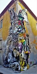 Portugues Rabbit (Flavio Piacenza) Tags: documentary street stilllife abstract travel porto architecture art streetphotography streetart