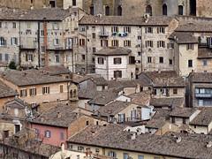 Urbino (Jolivillage) Tags: jolivillage village ville town città borgo urbino marche italie italy italia europe europa geotagged houses maisons case toits roofs tetti