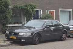 Cadillac Seville STS 4.6 V8 aut 26-4-2001 96-GZ-GR (Fuego 81) Tags: cadillac seville sts 96gzgr onk sidecode6