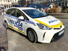Policía Municipal de Madrid. (061zgz) Tags: code3 urgencia urgence urgencias emergencia emergency emergenciasmadrid 911 112 092 madrid policíalocal policia police policía policíamunicipalmadrid policíamunicipal