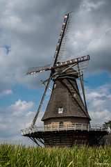 Oerle, Korenmolen Sint Jan. (What's Around) Tags: oerle veldhoven molen korenmolensintjan 1750mm windmolen