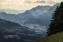 Hazy Lights (Netsrak) Tags: at alpen alps austria berg berge eu europa katwalk natur tirol mountain mountains nature österreich outside blue blau