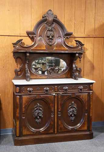 Gothic Victorian Sideboard ($532.00)