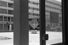 Image 21 (Astroyan16) Tags: marseille noir et blanc nb bw black white analog argentique film contrast architecture geometry