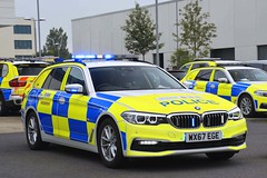WX67 EGE (S11 AUN) Tags: avon somerset police bmw 530d 5series xdrive estate touring anpr traffic car rpu roads policing unit 999 emergency vehicle triforce wx67ege