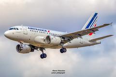 F-GUGC Air France Airbus A318-111 msn 2071 (Florent Péraudeau) Tags: fgugc air france airbus a318111 msn 2071 skylum aurora 19 2019 hdr florent péraudeau flox papa fp afr af minibus