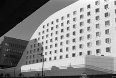 Image 25 (Astroyan16) Tags: marseille noir et blanc nb bw black white analog argentique film contrast architecture geometry