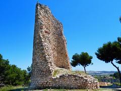 Castell de Banyeres – Banyeres del Penedès (Manel i Pilar) Tags: castell edifici arquitectura romànic torre