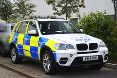 WX14 EPD (S11 AUN) Tags: avon somerset police bmw x5 xdrive30d 4x4 anpr traffic car rpu roads policing unit 999 emergency vehicle triforce wx14epd