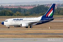 Malev B737-600 HA-LOG @ BUD (MASAviation) Tags: malev hungarian boeing boeinglovers b737 budapest spotter aviation avgeek avion aviator aviationpic aviationphotography avporn