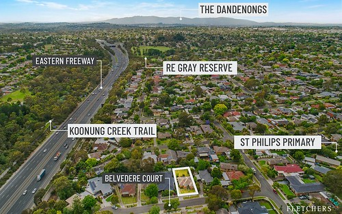 3 Belvedere Ct, Blackburn North VIC 3130