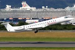 G-RJXH_06 (GH@BHD) Tags: grjxh embraer erj erj145 lc log loganair aircraft aviation airliner regionaljet bhd egac belfastcityairport