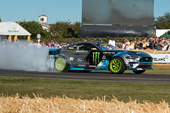 Ford Mustang RTR ({House} Photography) Tags: fos goodwood festival speed 2019 car automotive panning canon 70d 70200 f4 housephotography timothyhouse hill climb show ford mustang rtr vaughn gittin jr drift burnout