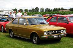 1974 Toyota Carina 1600 (rvandermaar) Tags: 1974 toyota carina 1600 toyotacarina sidecode3 84ah35 a10 a30 a1 a3