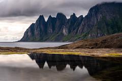 Okshornan (Richard Larssen) Tags: richard larssen norge norway senja okshornan sony kase troms norwegen tungeneset fjell