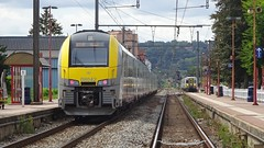 AM 08042 - L154 - JAMBES (philreg2011) Tags: am08042 desiro am08 l154 jambes sncb nmbs trein train ic20142500 ic20142511