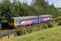 144007 (5) (ANDY'S UK TRANSPORT PAGE) Tags: trains meadowhall arn arrivarailnorth northern