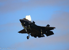 Lockheed Martin F-35B Lightning  617 Squadron RAF  RIAT 20 Jul 19 -3 (clowesey) Tags: lockheed martin f35b lightning 617 squadron raf riat royal international air tattoo royalinternationalairtattoo
