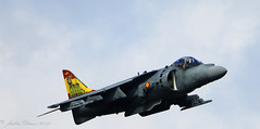 McDonnell Douglas EAV-8B Harrier II Spain  RIAT 20 Jul 19 -13 (clowesey) Tags: lockheed martin f35b lightning 617 squadron raf riat royal international air tattoo royalinternationalairtattoo