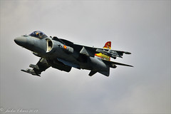 McDonnell Douglas EAV-8B Harrier II Spain  RIAT 20 Jul 19 -2 (clowesey) Tags: lockheed martin f35b lightning 617 squadron raf riat royal international air tattoo royalinternationalairtattoo