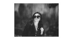 (WOGO*) Tags: aero ektar 178mm graflex super d polaroid 665 instant film portrait