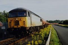 56078 Westerleigh Sidings (Westerleigh Westie) Tags: 56078 westerleigh sidings