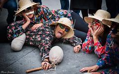 Don't worry, be happy (Heranv) Tags: carvavalruralolitefestivalteatroveranopersonajesdecarnavalcaratulasdiversionsonrisasalegríadon tworry navarra fiestas fiestaspopulares fiestasytradiciones gentesycostumbres