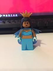 DC's Aquawoman (Numbuh1Nerd) Tags: lego purist custom dc comics superheroes minifigures earth 2 new 52 atlantis atlantean justice society america jsa worlds end bedlam