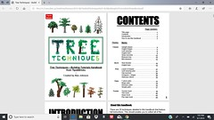 Tree Techniques Handbook (ben_pitchford) Tags: lego legomoc treetechnique treetechniqueshandbook afol legoaddict bricknetwork