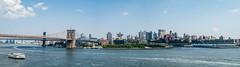 Brooklyn Bridge Pano (Edgar.Omar) Tags: m2828 pentaxm2828 pentax k50 brooklyn brooklynbridge bridge bridges