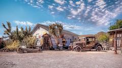 Hackberry General Store (emiliopasqualephotography) Tags: route 66 hackberry az arizona vintage car vintageautos rural decay