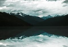 Home (miss.interpretations) Tags: colorado mountains snow peaks wild wilderness lake vallecitolake durango sanjuanmountainnationalforest moody blue fog mist cloudcover dark dusky home rachelbrokawphotography