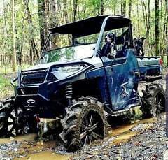 "CATVOS ranger 3"" lift www.catvos.net (CATVOS) Tags: catvos canam x3 customatv utv lift maverick polaris rzr ranger bkt tires customatvofshreveport"