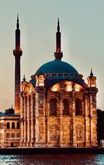 The Ortakoy! (Artikrishnan) Tags: byzantine bosphorousriver ottomanarchitecture ortakoymosque turkey