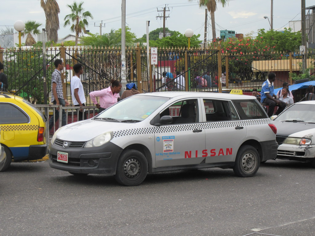 The World's Best Photos of nissan and taxi - Flickr Hive Mind