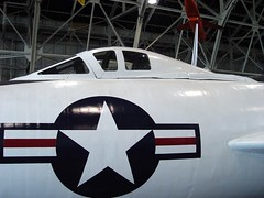 "Convair XF-92A Dart 00008 • <a style=""font-size:0.8em;"" href=""http://www.flickr.com/photos/81723459@N04/48435950491/"" target=""_blank"">View on Flickr</a>"